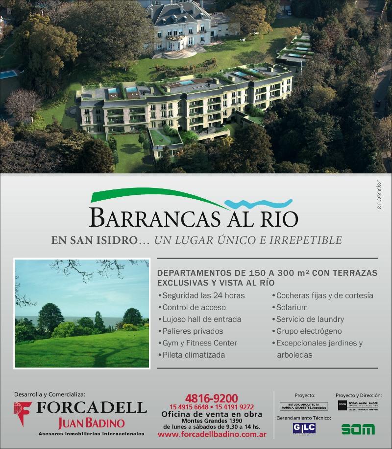 Proyecto Barrancas al Río