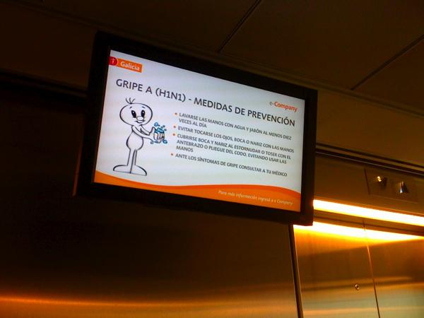 Prevención sobre la Gripe A