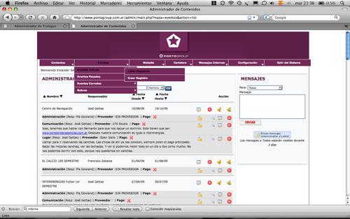 Nueva intranet de trabajo Porto Group