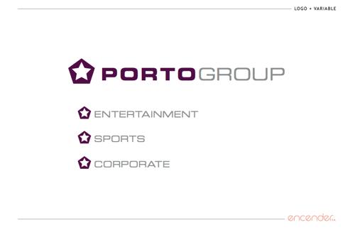 Nueva identidad de marca PortoGroup