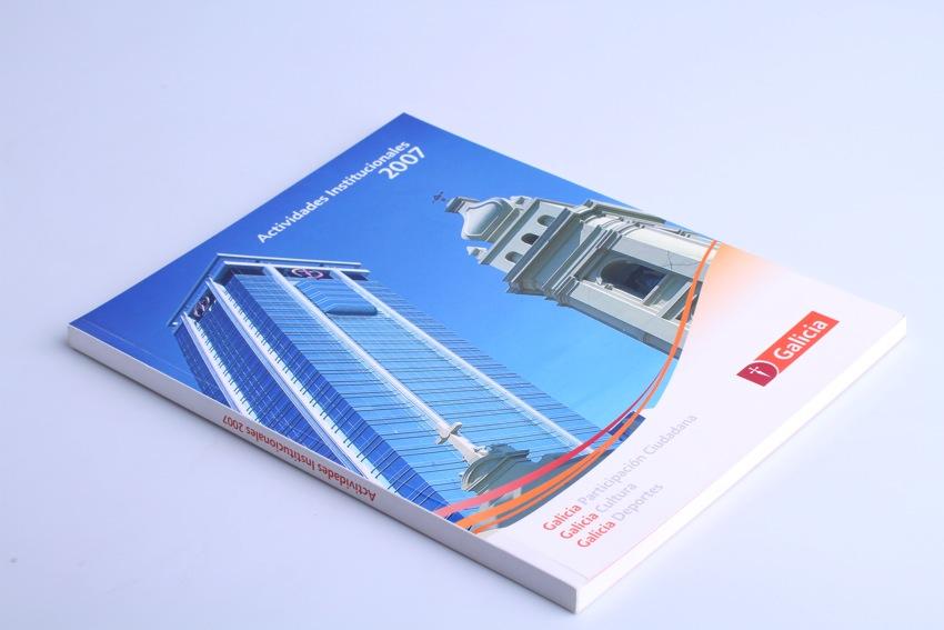 Libro Asuntos Institucionales Banco Galicia