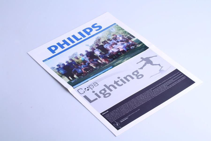¡Salió el diario Philips!