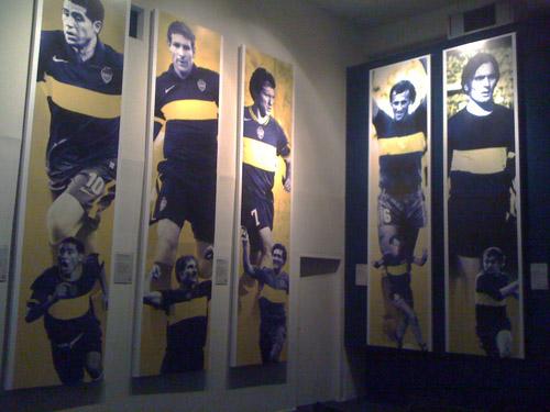 Tres nuevos ídolos que ya son parte de la historia grande del Club.