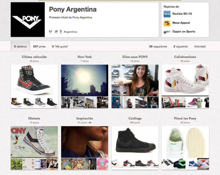 Tableros de PONY en Pinterest.