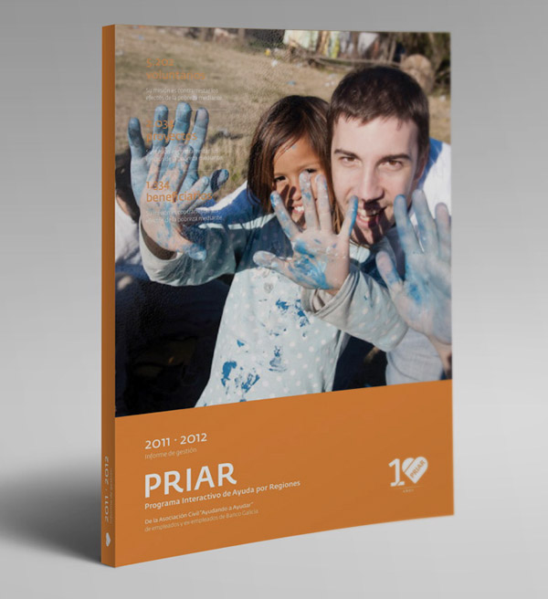 Tapa Informe Priar - Galicia.