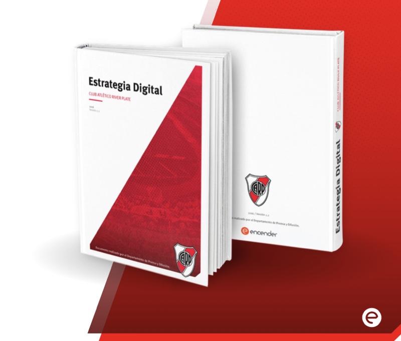 Impresión de Estrategia Digital en su primera versión.