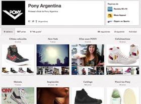 Todo el estilo de Pony ahora en Pinterest