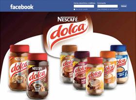 Que una marca esté en Facebook... es Re Dolca