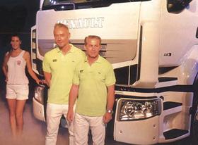 Renault Trucks cerró el 2010 con importantes lanzamientos y un gran evento