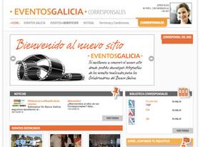 Nuevo diseño y nuevas funcionalidades en Eventos Galicia