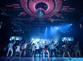 Al ritmo de la música: ¡Flashmob!