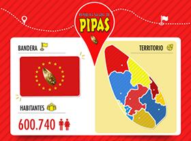 ¡La República Salada de Pipas en Facebook!