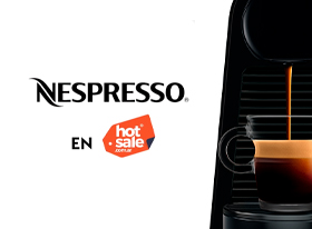 NESPRESSO EN HOT SALE